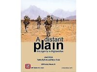 A Distant Plain Board Game GMT Games Brand New Sealed