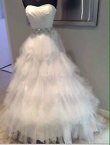 Robe mariée blanche pas cher