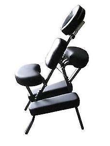 Massage Chair Eye Surgery Metal Portable Folding Kitchener / Waterloo Kitchener Area image 1