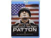 Patton Blu-ray Special Edition (Zone A) Like new!