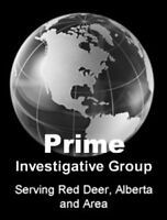 Red Deer Private Investigator Service