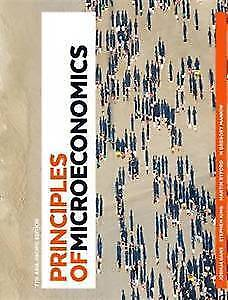 Microeconomics textbook books gumtree australia free local principles of microeconomics 7th 7e fandeluxe Image collections