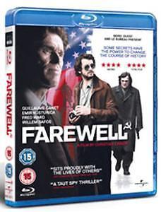 FAREWELL - BLU-RAY - REGION B UK