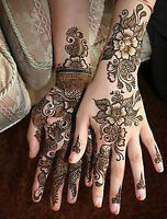 Black White henna now available