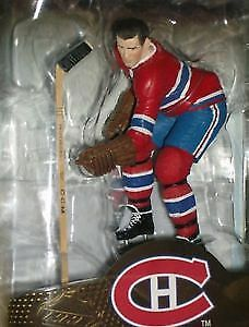 Mcfarlane NHL Maurice Richard Legends Hockey Figure