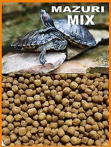 Fresh Mazuri Aquatic Turtles Reptiles Pellet Diet Great Food