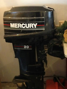 Need: 1990 20Hp Mercury outboard for parts - running or not!