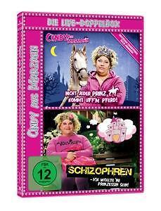 Schizophren+Nicht jeder Prinz kommt uffm Pferd! von Cindy aus Marzahn (2014)