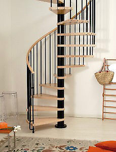 Spiral Stairway, Loft Stair Kits & Modular Staircase Products Lo