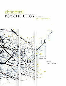 Abnormal Psychology (4th Ed)