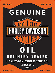 """Licensed HD sign called """" Oil Can """""""
