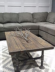 Lucky Rustic Coffee Tables