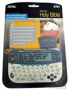 Electronic Phone Book