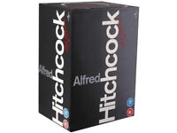 DVD Box Set Hitchcock Films with bonus material!