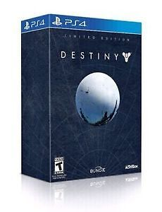 Destiny Limited Edition Game PS4
