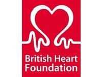 British Heart Foundation Volunteers Needed