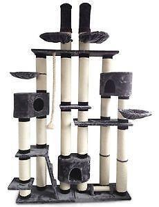 katzenkratzbaum jetzt online bei ebay entdecken ebay. Black Bedroom Furniture Sets. Home Design Ideas