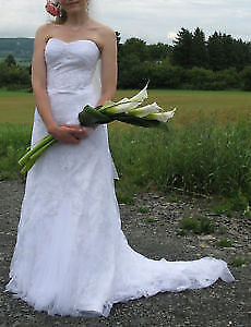 Sofia Tulli wedding dress