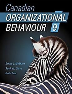 Organizational Behaviour/Human Resources Management Textbooks