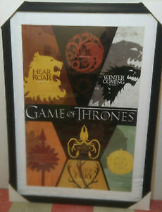 Game of Thrones poster for sale