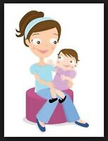Looking for an experienced part time or full time nanny