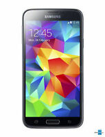 Near new Samsung S5 16gb with 32gb micro card with case and box