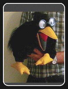 Blackbird Puppet