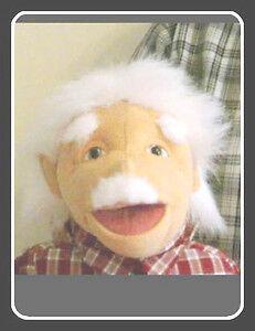 Granpa Puppet