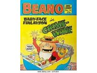 Beano Comic Libraries Various Titles (over 100 in total)