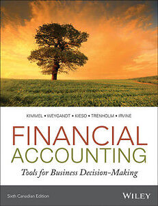 FINANCIAL ACCOUNTING TOOLS FOR BUSINESS DECISION TEXTBOOK