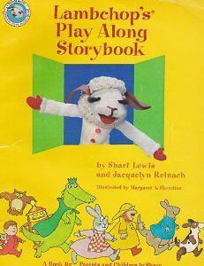 """""""Lambchops Play Along Storybook"""""""