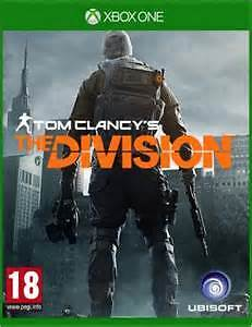 The Division - XBOX ONE -Brand New