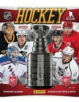 Panini 2013-2014 NHL Hockey Stickers for sale