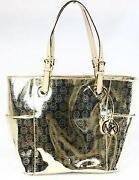 Michael Kors Metallic Handbag