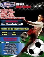Adult soccer leagues!! Last call for teams and individuals!!!