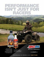 Amsoil Synthetic Oil for ATV's
