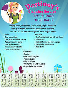 House cleaner available, flexible times for you. Regina Regina Area image 1