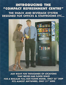 Turn Key VENDING MACHINE ROUTE FOR SALE to Start / Add to exist