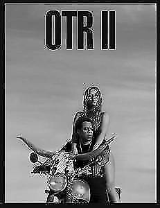 BEYONCE JAY Z - ON THE RUN TOUR II TICKETS