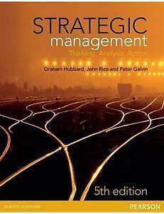 Strategic Management. Hubbard, G., Rice, J. and Galvin, P. 2015. South Perth South Perth Area Preview