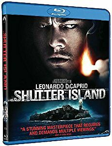 2 BD Movies: Shutter Island & Dark Knight Rises for trade /sale