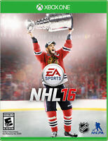 I'm looking for nhl 16 for Xbox one
