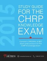 CKE STUDY GUIDE FOR 2015-2016 CHRP EXAM (HUMAN RESOURCES)