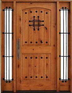 Wood Entry Doors Part 82