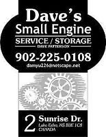 Lawnmower and Small Engine Service /  Repair