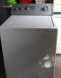 65 Whirlpool LARGE CAPACITY Top Loader Commercial Washing Machine 1YEAR GUARANTEE FREE DEL N FIT