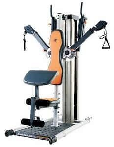 Nordic Track 360 Home Gym and Acessories
