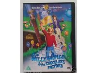 Wanted Willy Wonka & The Chocolate Factory DVD (or Bluray) (NOT Charlie & The Chocolate Factory)