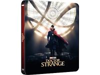 Dr Strange 3D Blu Ray Steelbook