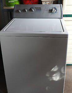 whirlpool large capacity washing machine